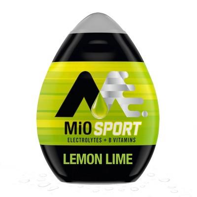 MiO Fit Lemon Lime Liquid Water Enhancer - 1.62 fl oz Bottle