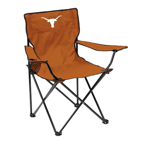 Texas Longhorns Quad Folding Camp Chair with Carrying Case - image 1 of 1