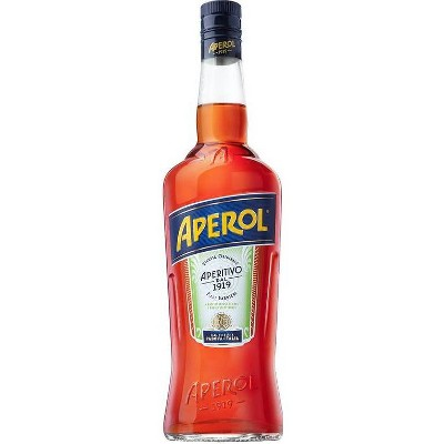 Aperol Aperitivo Liqueur - 750ml Bottle