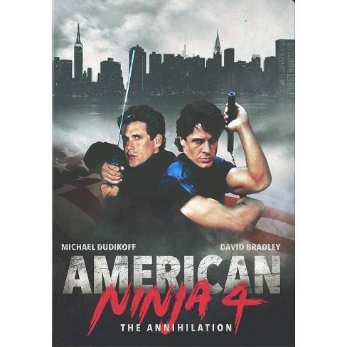 American Ninja 4: The Annihilation (DVD) - image 1 of 1