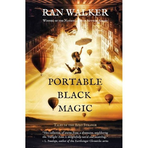 Portable Black Magic - by  Ran Walker (Paperback) - image 1 of 1