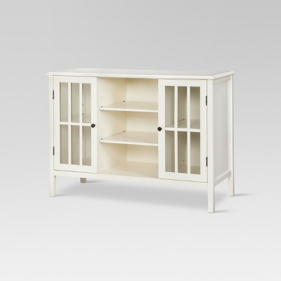 Charmant Windham 2 Door Cabinet With Shelves   Threshold™ : Target