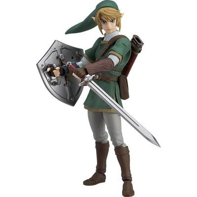 Good Smile Company Legend of Zelda Twilight Princess Link Figma DX Action Figure
