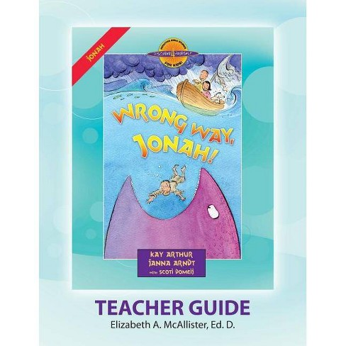 Discover 4 Yourself(r) Teacher Guide - by  Elizabeth a McAllister (Paperback) - image 1 of 1