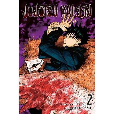 Jujutsu Kaisen, Vol. 2 - by  Gege Akutami (Paperback)