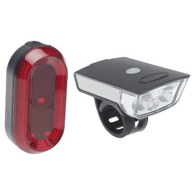 Bell Lumina 2.0 USB Rechargeable Bike LED Light Set