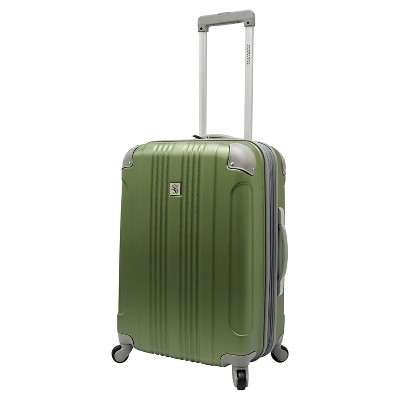 Beverly Hills Country Club Newport 24  Hardside Spinner Suitcase - Green