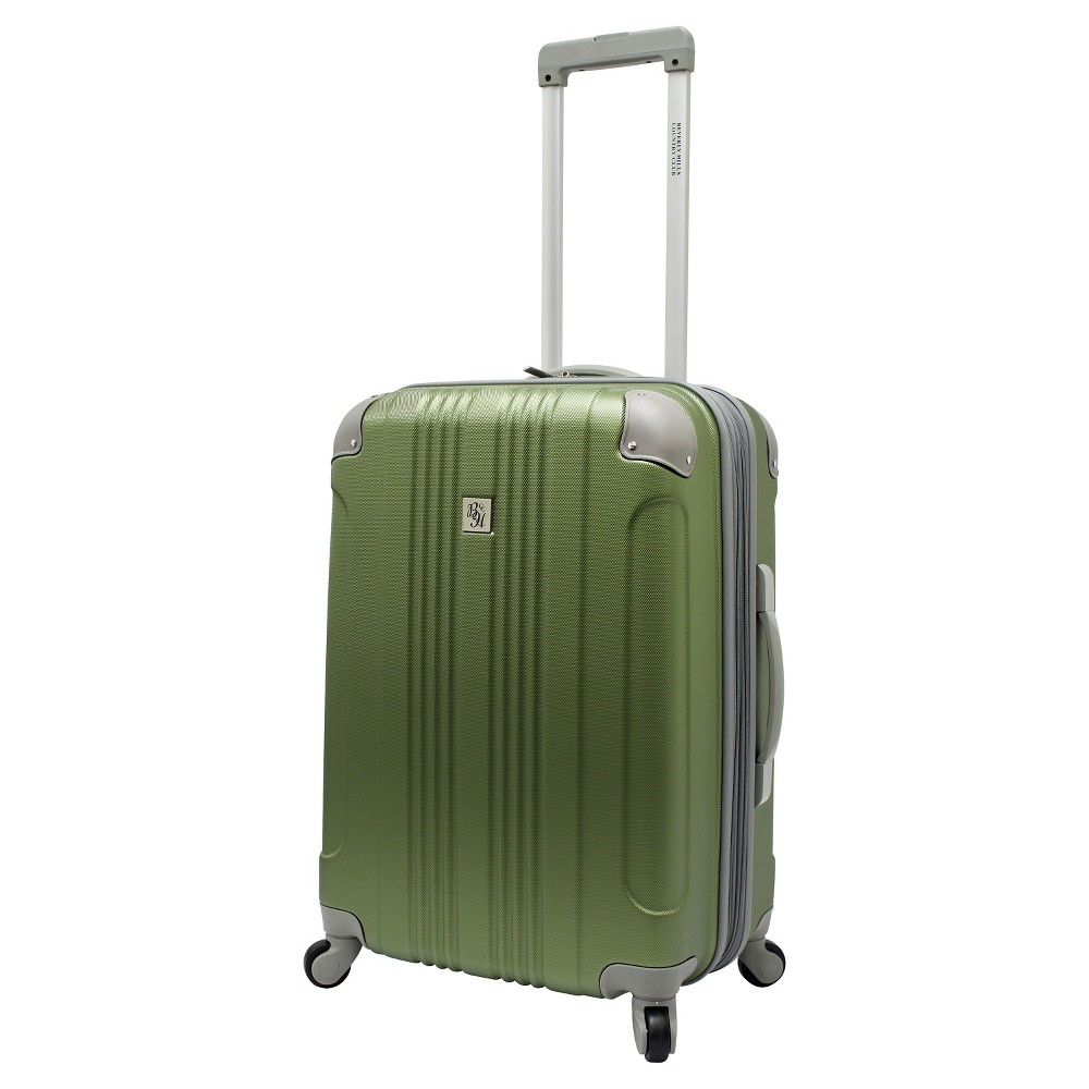 "Image of ""Beverly Hills Country Club Newport 24"""" Hardside Spinner Suitcase - Green"""