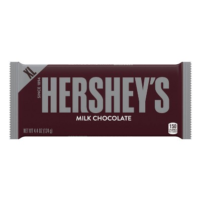 Hershey's Milk Chocolate Bar XL - 4.4oz
