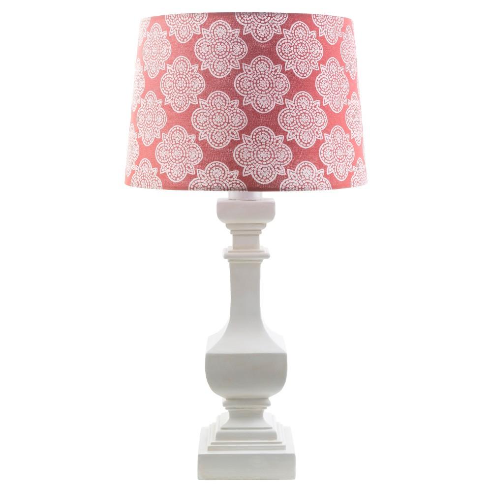 Surya Aurel Outdoor Lighting - Coral, Pink
