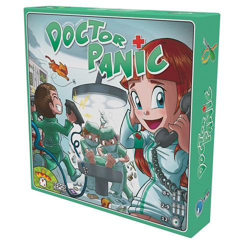 Doctor Panic Board Game - image 1 of 2