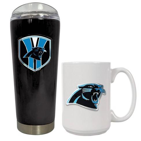 NFL Carolina Panthers Roadie Tumbler and Mug Set - image 1 of 1