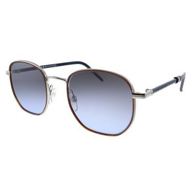 Tommy Hilfiger TH 1672/S 010 Unisex Rectangle Sunglasses Palladium 50mm