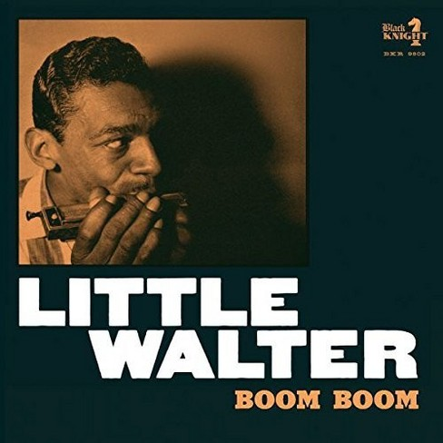 Little Walter - Boom Boom (CD) - image 1 of 1