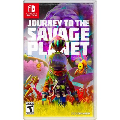 Journey to the Savage Planet - Nintendo Switch
