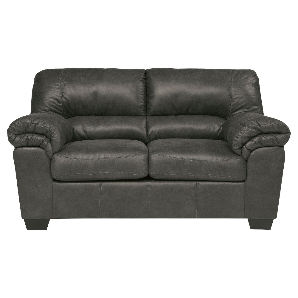 Bladen Loveseat - Slate - Signature Design by Ashley, Gray