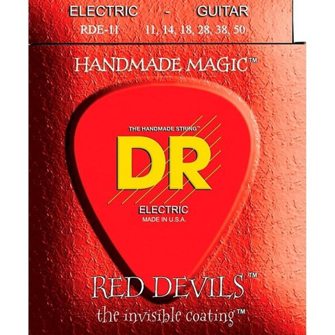DR Strings Red Devil Heavy Electric Guitar Strings - image 1 of 1