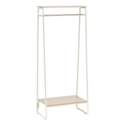 IRIS Dual Shelf Garment Rack