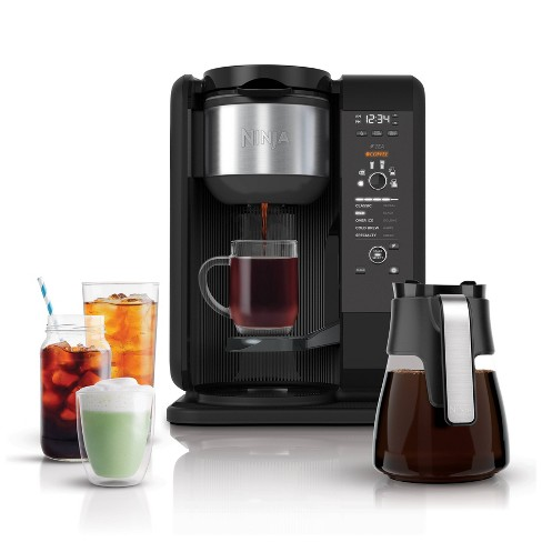 Ninja Hot Cold Brew Coffee Maker Cp301 Target