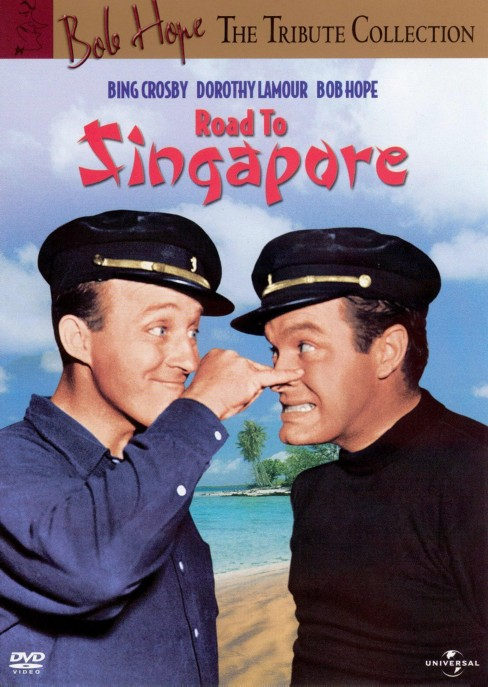 Road To Singapore (DVD) - image 1 of 1