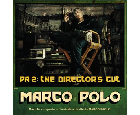 Marco Polo - Port Authority 2 (CD) - image 1 of 1