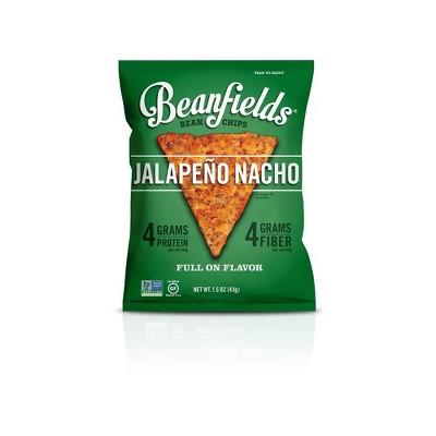 Beanfields Jalapeno Nacho Bean & Rice Chips - 1.5oz Bag