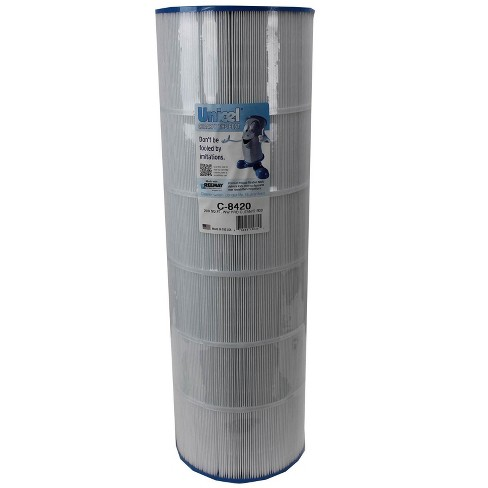 Unicel C-8420 Spa Pool Replacement Cartridge Filter 200 Sq Ft Hayward C1900RE - image 1 of 4
