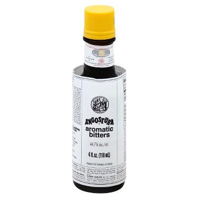 Angostura Bitters - 4 fl oz Bottle