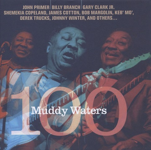Various - Muddy waters 100 (CD) - image 1 of 1