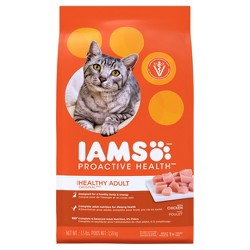 Iams ProActive Healthy Adult Original Chicken Dry Cat Food