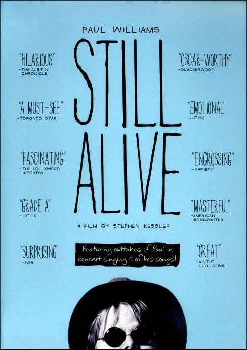 Paul williams:Still alive (DVD) - image 1 of 1