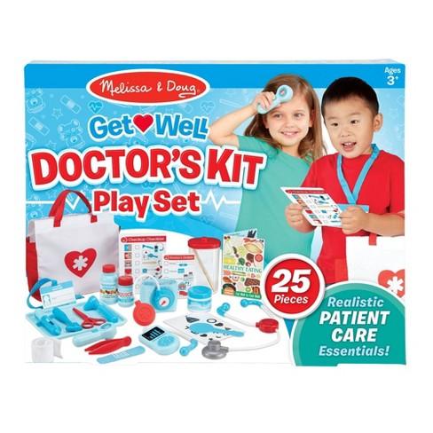 Melissa & Doug Get Well Doctor's Kit Play Set - image 1 of 4