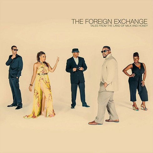 Foreign exchange - Tales from the land of milk & honey (Vinyl) - image 1 of 1