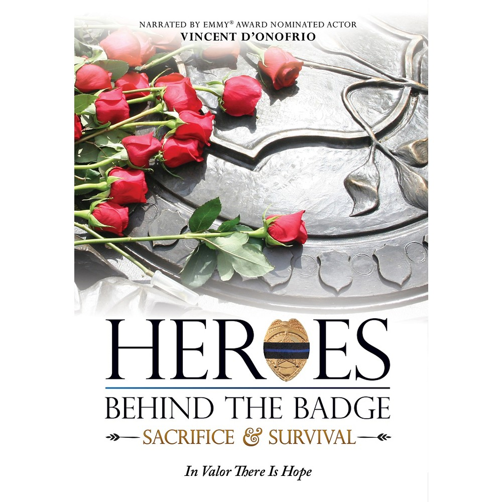 Heroes Behind The Badge:Sacrifice & S (Dvd)