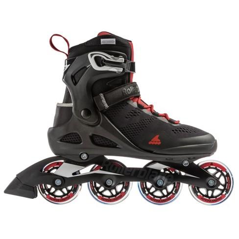 Rollerblade USA Macroblade 80 Mens Adult Fitness Inline Skate, Size 11, Black - image 1 of 4