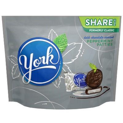 York Miniatures Chocolate Candy - 10.1oz