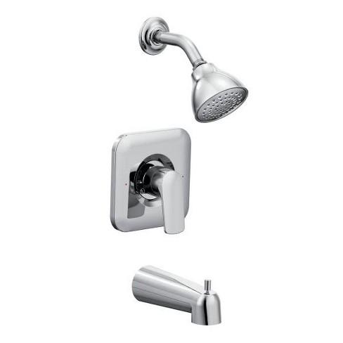 Moen T2813 Rizon Posi-Temp® Shower Trim and Tub Faucet - image 1 of 1