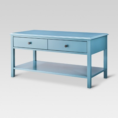 Windham Coffee Table - Teal - Threshold™