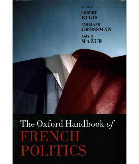 Oxford Handbook of French Politics (Hardcover) - image 1 of 1