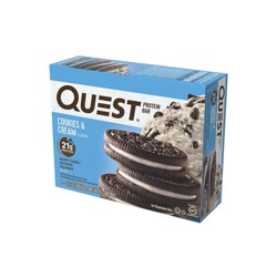 Quest Protein Bar - Cookies & Cream - 4ct