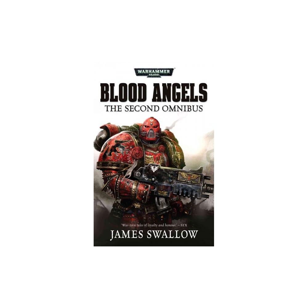 Blood Angels : The Second Omnibus (Paperback) (James Swallow)