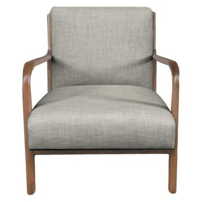 Esters Wood Arm Chair - Light Gray - Project 62™