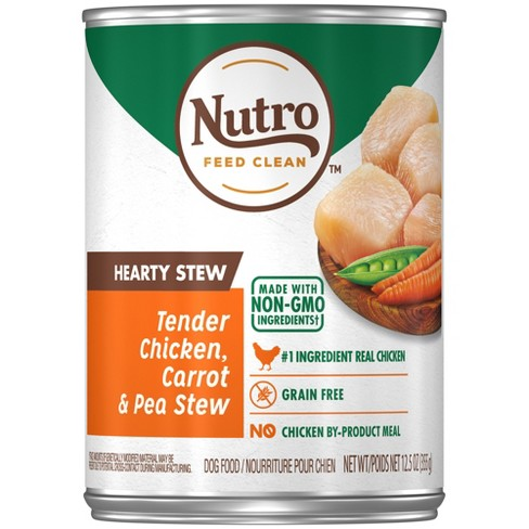 Nutro Hearty Chicken & Vegetables Stew Wet Dog Food - 12.5oz - image 1 of 2