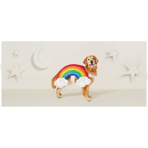 Dog Costume Rainbow - M - Hyde & EEK! Boutique™ - image 1 of 1