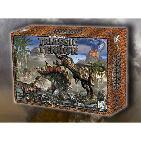 Triassic Terror Board Game - image 1 of 2