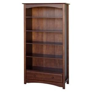DaVinci MDB Bookcase - Espresso, Brown