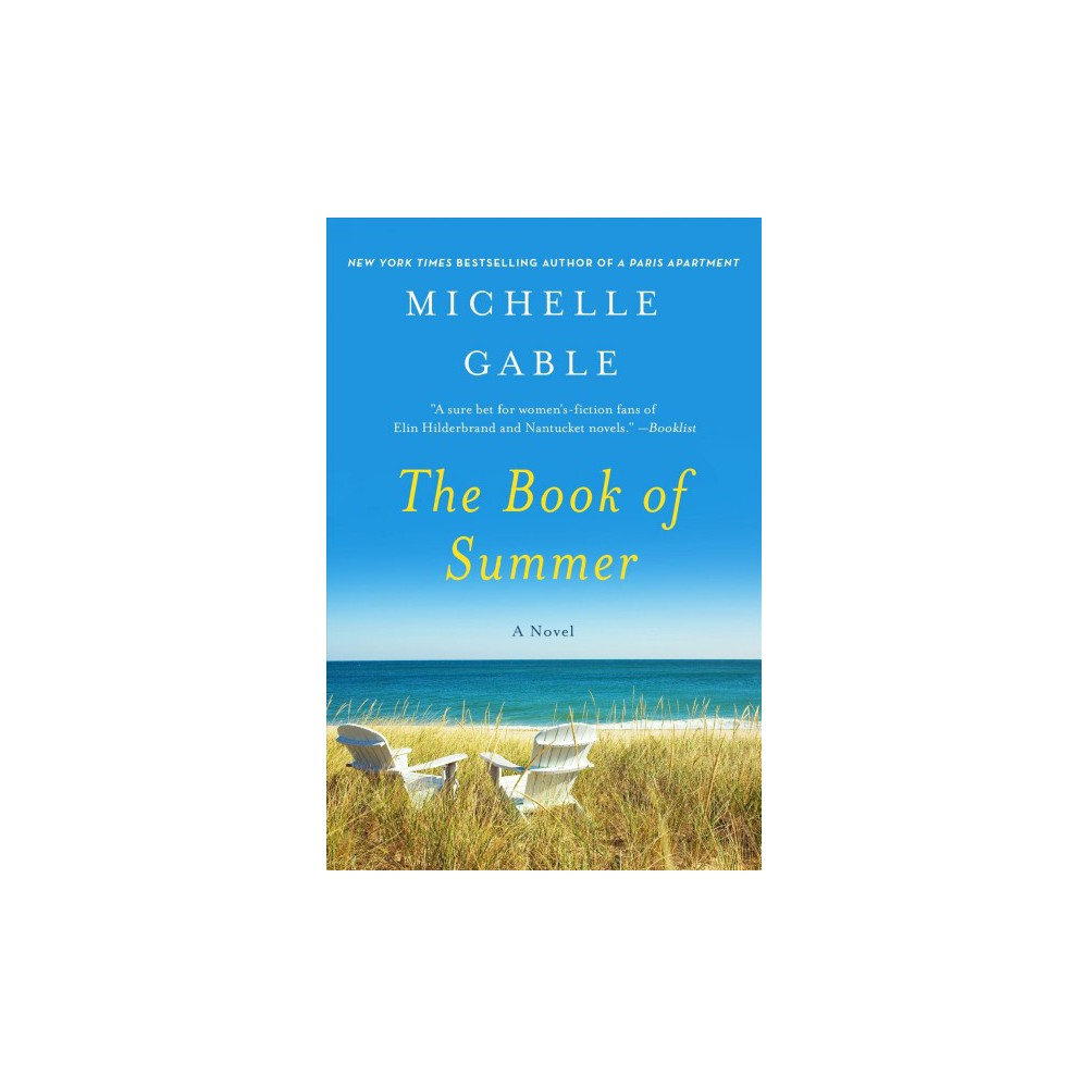 Book of Summer - Reprint by Michelle Gable (Paperback)