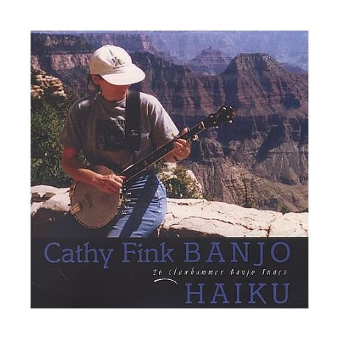 Cathy Fink - Banjo Haiku (CD)
