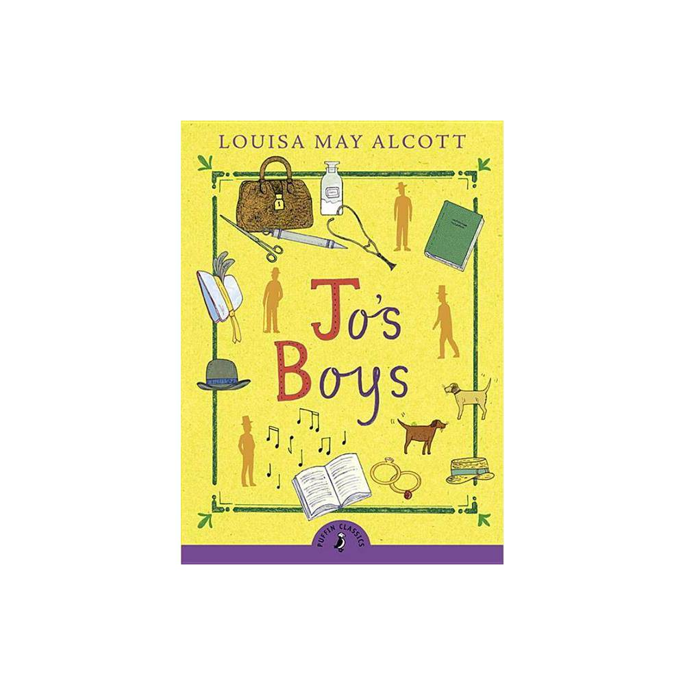 Jo S Boys Puffin Classics By Louisa May Alcott Paperback