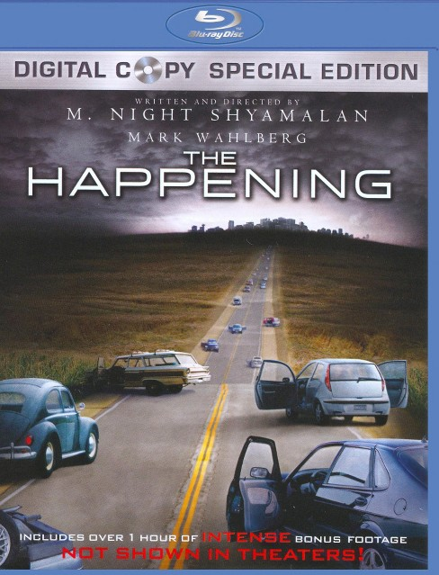 The Happening [Blu-ray] - image 1 of 1